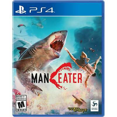 Maneater Standard Edition - PlayStation 4