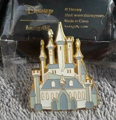 Disney Loungefly Blind Box of Arendelle's Castle, Hot Topic Exclusive Pin, 2019