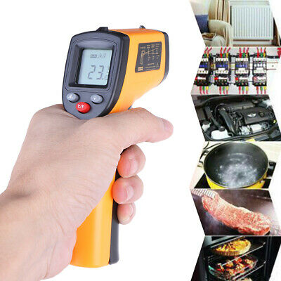 LCD IR Infrared Thermometer GM320 Non-Contact Digital Pyrometer Temperature Gun