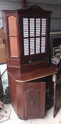 Vintage NSM Consulette Jukebox/NO SHIPPING-PICK UP ONLY