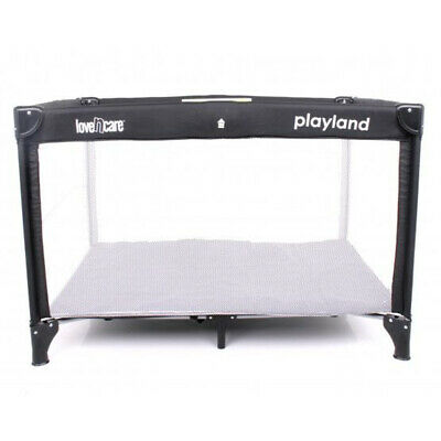 NEW Love N Care Playland Travel Porta Cot | Baby Online Direct
