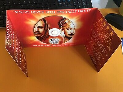 Theatre promo CD LORD OF THE RINGS  musical 2008