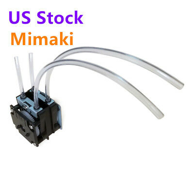 US Stock, HE parts Improved Mimaki CJV Solvent Resistant Ink Pump with 35cm Tube