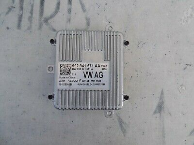 Porsche Seat Skoda Vw Led Headlight Ballast Control Unit New!!! 992941571A