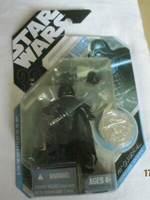 Star Wars figures  R McQuarrie Concept Darth Vader  sealed in packet