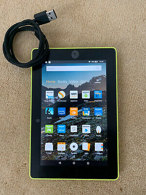 Amazon Kindle Fire 7 (4th Generation) Tablet