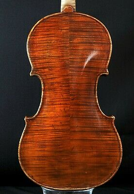Old violin attributed Armando Piccagliani