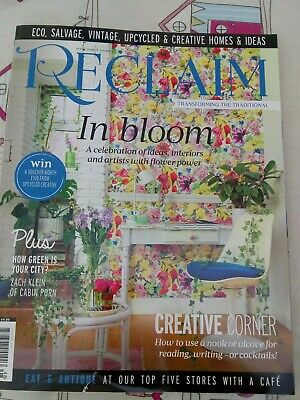 Reclaim Magazine Issue 48 good clean condition tiny tear on front cover bottom