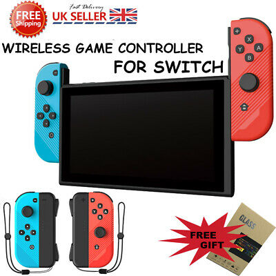 New Wireless Pro Nintendo Switch Joy-Con Game Controller Gamepad Joypad For NS