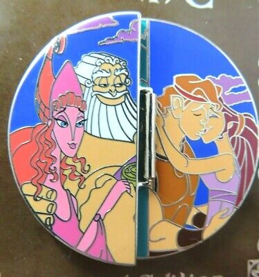 Disney Pin Once Upon a Time Pin of Month Hercules LE 2000 #131367