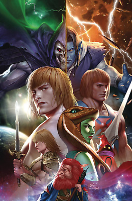 He Man And The Masters Of The Multiverse #6 () DC Comics Comic Book 2020