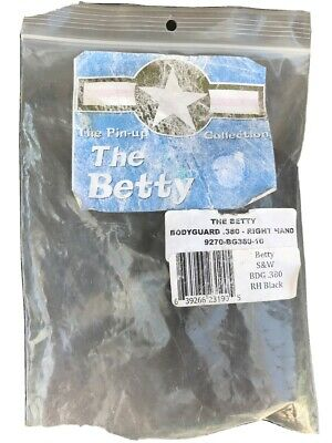 The Betty Bodyguard .380 Right Handed Holster