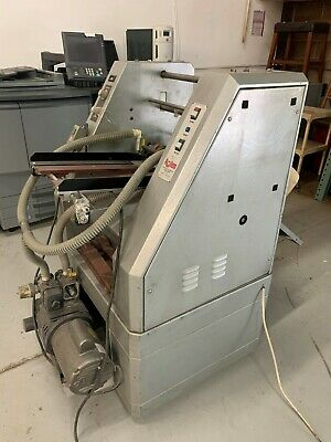 Rollem Auto 4 air fed Numbering Machine