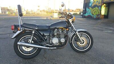 1979 Kawasaki Other  Black KZ650C KZ650B with mag wheels One owner !
