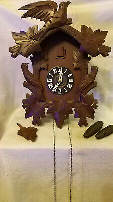 Vintage Working Cuckoo Clock!
