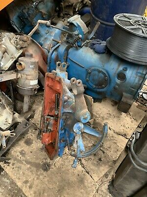 Fordson Super Major Blue Orange Hydraulic Top Gwo