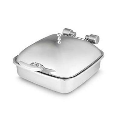 Vollrath - 46133 - Intrigue™ Chafer w/Solid Top & Porcelain Food Pan