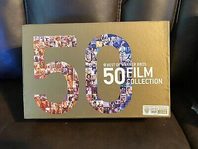 Best of Warner Bros: 50 Film Collection Blu-ray Box Set