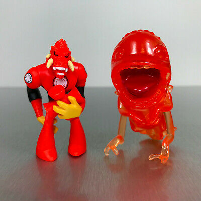 B/&B Wave 1 DC Universe Action League Brave and the Bold VERY RARE RED TORNADO
