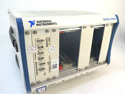 National Instruments (NI) - PXIe-1062Q - 8-Slot PXI Express Chassis - No Modules