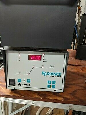 Jeltus Radiance Multi Stage Programmable Burn Out Oven Used Dental Lab Equipment