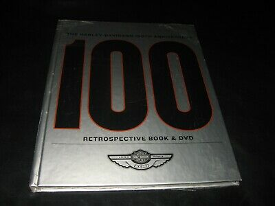 HARLEY DAVIDSON 100th ANNIVERSARY BOOKS - CATALOGS COLLECTORS LOT