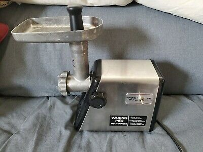Waring Pro Professional Meat Grinder, Clean!