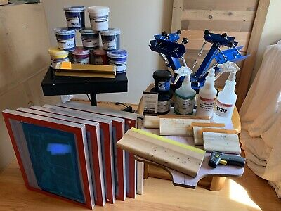 Screen Printing Supplies - Everything You Need