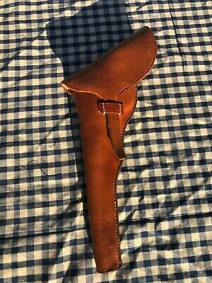 1851 Colt Navy, Confederate L Hand Draw Holster
