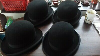 Bowler Hats, Tress X 2 Plus 2 Others