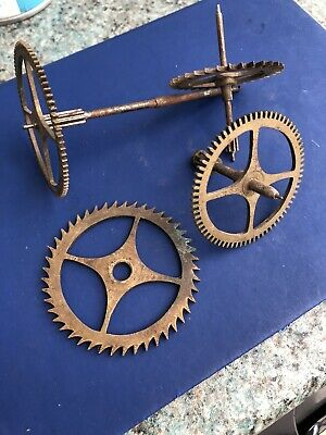 Quantity Of Grand Father Clock Cogs