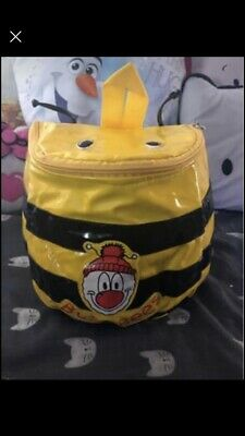 Busy Bees Backpack Lunch Cooler Toddler Bag