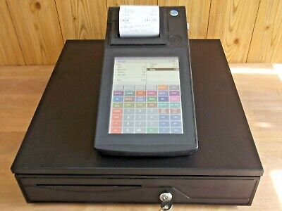 Quorion Touch 8 Epos System Ideal Catering Restaurant Pub Bistro New Cash Drawer