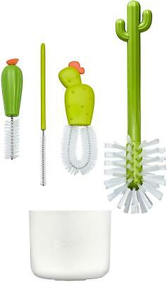 Boon CACTI BOTTLE CLEANING BRUSH SET Baby Feeding BNIP