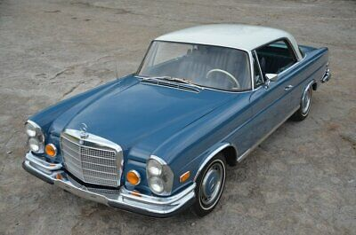 1971 Mercedes-Benz 280 SE 3.5 Coupe  RARE SOUTHERN STATES ONE YEAR ONLY 3.5 MERCEDES COUPE