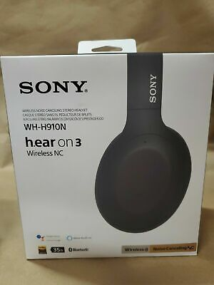 SONY WH-H910N h.on 3 Wireless Noise-Canceling Stereo Over-the-Ear Headphones