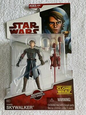 Star Wars The Clone Wars CW21 Anakin Skywalker 2009
