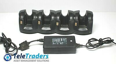 Motorola Symbol 4 Slot Chs3000-4000Cr Cradle W/ Power Supply For Mc3090 - Mc3000