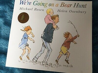 We're Going on a Bear Hunt by Helen Oxenbury, Michael Rosen (Paperback, 1993) by