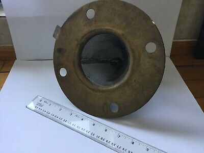 Antique Brass Filter Funnel No Markings Use Unknown