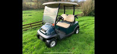 Clubcar Precedent IQ. 48v Electric Golf Buggy Cart - Utility Vehicle 2 Seater