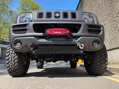 Suzuki Jimny 1.3 converted to 1.6 ( only 10k on the Clock)