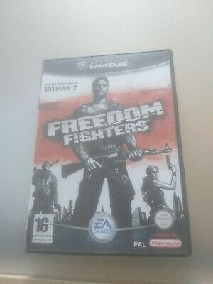 Nintendo Game Cube Freedom Fighters FRA Excellent état