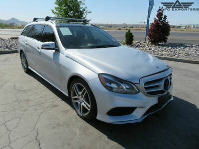 2016 Mercedes-Benz E-Class E 350 2016 Mercedes-Benz E-Class Salvage Damaged Vehicle! Priced To Sell! Wont Last!!!