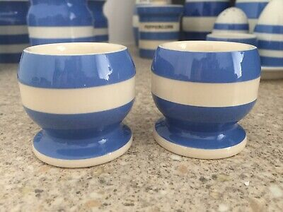T G Green Footed : Egg Cup Cornishware