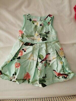 Girls 6-9month Dress Bundle, Ted Baker,  F&F, M&S, Mini Club