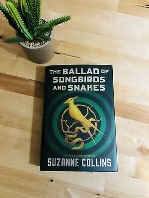 The Ballad of Songbirds and Snakes by Suzanne Collins (2020, Hardcover)