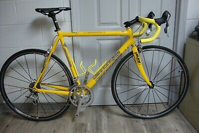 2000 R1000/CAAD4 Cannondale Road Bike, 9sp, 55cm