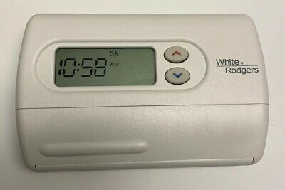 White Rogers Thermostat   Programable Model 1F87-361
