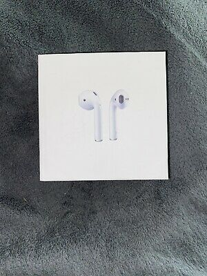 BRAND NEW Apple AirPods 2nd Generation with Charging Case -STILL IN BOX